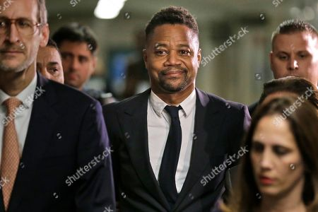 Editorial picture of Sexual Misconduct Cuba Gooding Jr, New York, USA - 31 Oct 2019