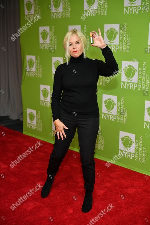 Editorial picture of Bette Midler's Hulaween Charity Gala 'Haunted Hollywood: The Golden Age' benefiting the New York Restoration Project, Arrivals, New York, USA - 31 Oct 2019