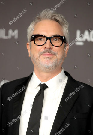 Stock Photo of Alfonso Cuaron
