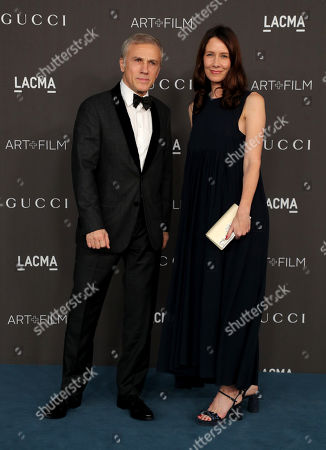 Editorial photo of LACMA Art and Film Gala, Arrivals, Los Angeles, USA - 02 Nov 2019