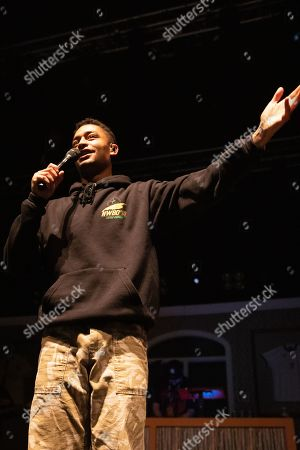 Stock Picture of Loyle Carner