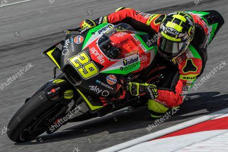 Editorial image of Malaysia Motorcycle Grand Prix 2019, Sepang - 01 Nov 2019