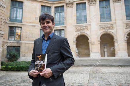 Stock Photo of Laurent Binet