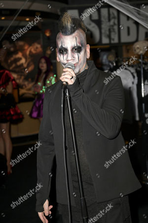Editorial image of Devil's Bash Halloween party, Las Vegas, USA - 31 Oct 2019