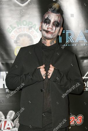 Stock Picture of DJ Ashba