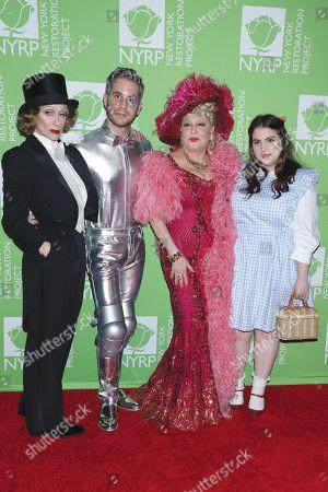 Judith Light, Ben Platt, Bette Midler, Beanie Feldstein