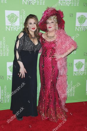 Kathy Najimy and Bette Midler