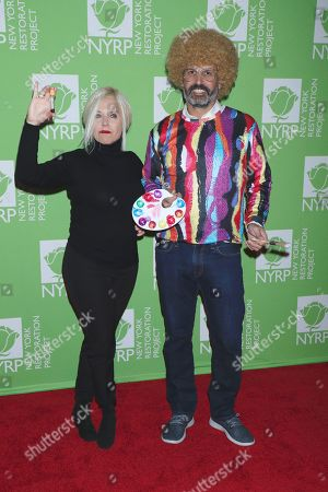 Editorial picture of Bette Midler's Hulaween Charity Gala 'Haunted Hollywood: The Golden Age', New York, USA - 31 Oct 2019