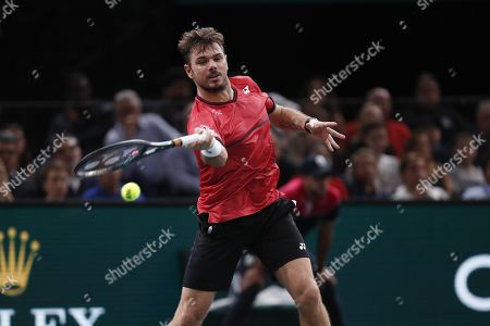 Stock Picture of Stan Wawrinka (SUI)