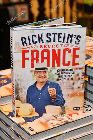 Rick Stein's Secret France book