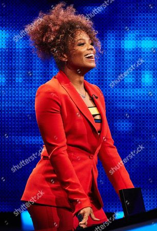 Fleur East facing The Chaser