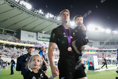 Ben Smith (NZL) - Rugby : 2019 Rugby World Cup 3rd place match between New Zealand 40-17 Wales at Tokyo Stadium in Tokyo, Japan.