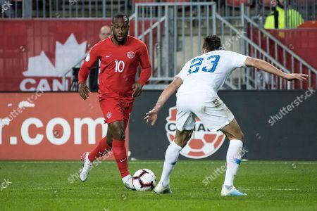 Editorial image of Canada V USA, Football, Nations League Qualifier, Bmo Field, Toronto, Canada - 15 Oct 2019
