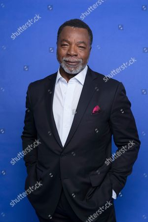 "This photo shows Carl Weathers at the Disney Plus launch event promoting ""The Mandalorian"" at the London West Hollywood hotel in West Hollywood, Calif. The ambitious eight episode show with the budget of a feature film is one of the marquee offerings of the Walt Disney Co.'s new streaming service, Disney Plus, which launches Nov. 12"