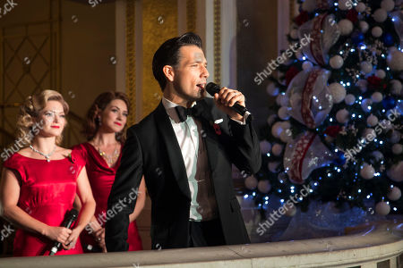 Editorial picture of 'White Christmas' play, Launch, London, UK - 01 Nov 2019