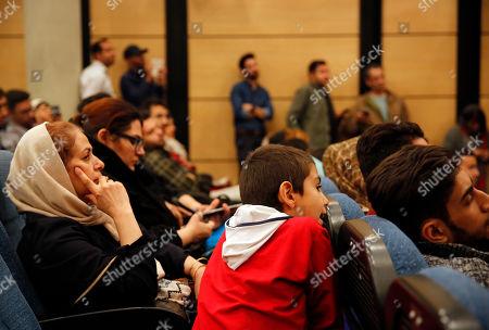 Editorial picture of German Culture Week in Shiraz, Iran (Islamic Republic Of) - 01 Nov 2019