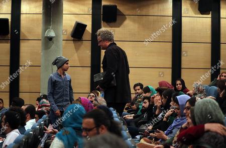 Editorial photo of German Culture Week in Shiraz, Iran (Islamic Republic Of) - 01 Nov 2019
