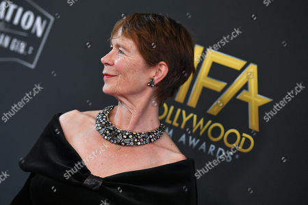 Editorial photo of 23rd Annual Hollywood Film Awards, Arrivals, Beverly Hilton, Los Angeles, USA - 03 Nov 2019
