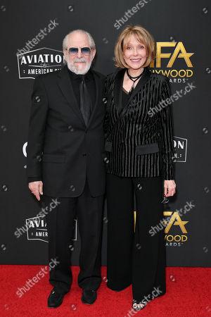 Steve Jaffee and Susan Blakely