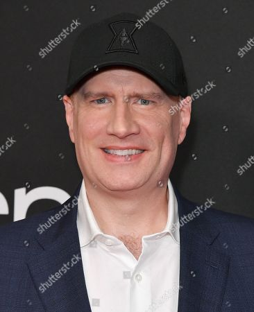 Stock Photo of Kevin Feige