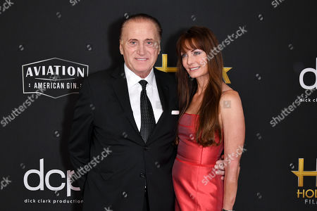 Stock Picture of Joe Cortese and Guest