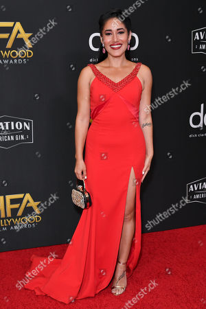 Editorial picture of 23rd Annual Hollywood Film Awards, Arrivals, Beverly Hilton, Los Angeles, USA - 03 Nov 2019