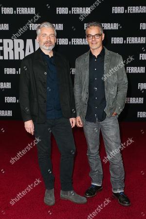 Buck Sanders and Marco Beltrami