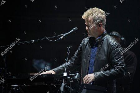 Editorial picture of A-Ha in concert at the SEC Armadillo, Glasgow, Scotland, UK - 01 Nov 2019