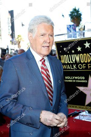 Editorial photo of Harry Friedman Walk of Fame ceremony, Los Angeles, USA - 01 Nov 2019