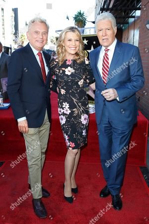 Editorial photo of Harry Friedman Walk of Fame ceremony, Los Angeles, USA - 01 Nov 2019