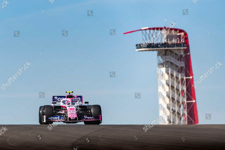 Motorsports: FIA Formula One World Championship 2019, Grand Prix of United States, 
