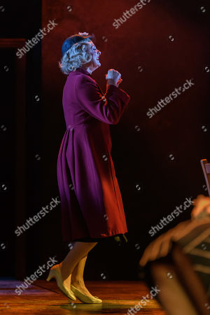 Victoria Hamilton-Barritt (The Woman)