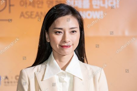 Stock Image of Veronica Thanh Van Ngo