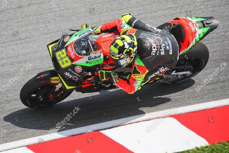 Editorial photo of Malaysia Motorcycling Grand Prix 2019, Sepang - 02 Nov 2019
