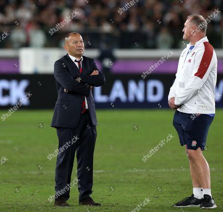Editorial image of England v South Africa, Rugby World Cup Final match, International Stadium Yokohama, Japan - 02 Nov 2019