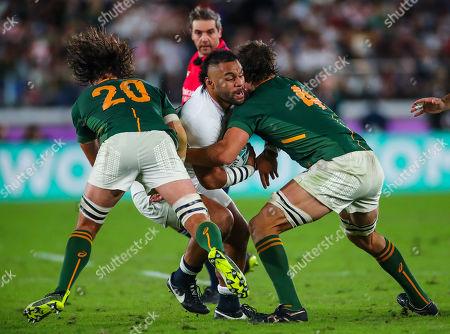 Editorial image of 2019 Rugby World Cup Final, International Stadium Yokohama, Yokohama, Japan  - 02 Nov 2019