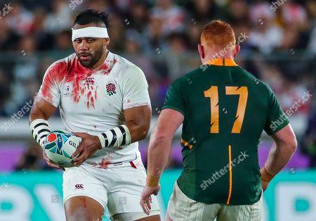 Editorial picture of 2019 Rugby World Cup Final, International Stadium Yokohama, Yokohama, Japan  - 02 Nov 2019