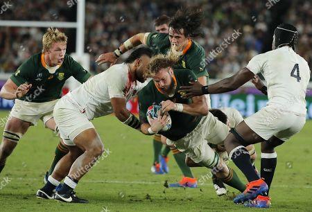 Editorial photo of Rugby World Cup 2019, Yokohama, Japan - 02 Nov 2019