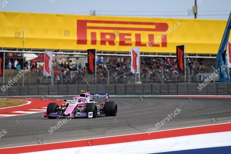 Lance Stroll (CAN#18), Sportpesa Racing Point F1 Team
