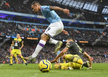 Editorial photo of Manchester City v Southampton FC, United Kingdom - 02 Nov 2019
