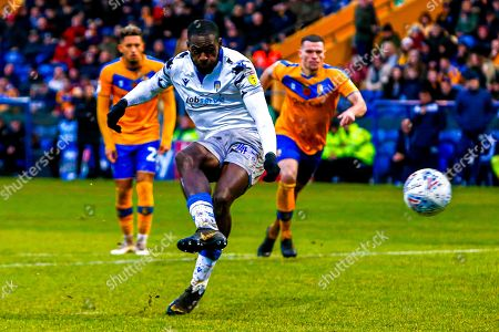 Editorial photo of Mansfield Town v Colchester United, UK - 02 Nov 2019