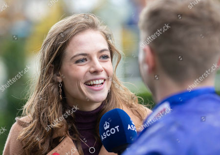 Editorial image of Horse Racing, Ascot Racecourse, Berkshire, UK - 02 Nov 2019