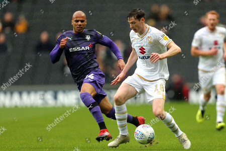 Editorial image of MK Dons vs Tranmere Rovers, Sky Bet EFL League 1, Football, stadium:mk, Milton Keynes, Buckinghamshire, United Kingdom - 02 Nov 2019