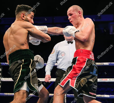 Editorial picture of Matchroom Boxing From Manchester Arena, England  - 02 Nov 2019