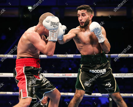Editorial photo of Matchroom Boxing From Manchester Arena, England  - 02 Nov 2019