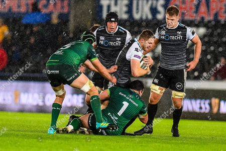 Editorial picture of Ospreys v Connacht - Guinness PRO14 - 02 Nov 2019