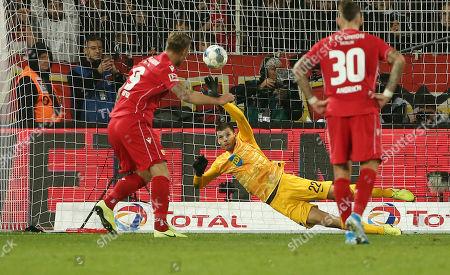Editorial image of Football: Germany, 1. Bundesliga, Berlin - 02 Nov 2019