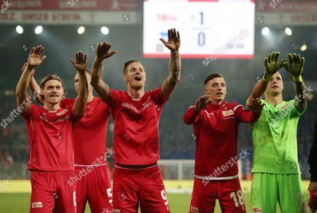 Editorial photo of Football: Germany, 1. Bundesliga, Berlin - 02 Nov 2019