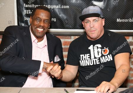 Dwight Gooden and Damon Feldman