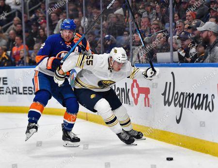 Editorial picture of Islanders Sabres Hockey, Buffalo, USA - 02 Nov 2019